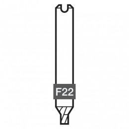 SILCA CUTTER MATRIX F22