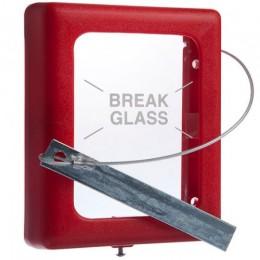 STI BREAK GLASS KEYBOX MED 6700