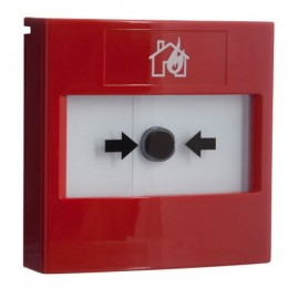 STI CALL POINT FLUSH MOUNT inc 470/680 Ohms RESISTERS RED