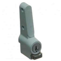 WHITCO PUSHLOCK W2201316C4 SL WINDOW LOCK CYL4 KEY WHI