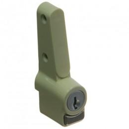 WHITCO PUSHLOCK W2201319C4 SL WINDOW LOCK CYL4 KEY PRM