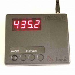 Frequency Counter 250~500 MHZ
