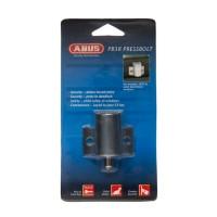 ABUS PRESS BOLT PB38 LW4 DP RE-KEYABLE SILVER