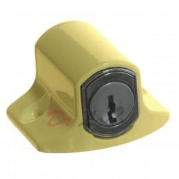 Push Lock Window Lock - Doeskin
