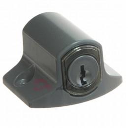 Push Lock Window Lock - Silver