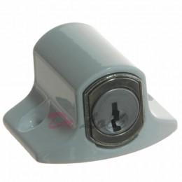 Push Lock Window Lock - White