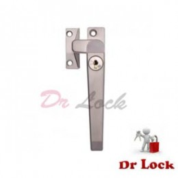 Window 25 Lock Push Out Silver -  Right
