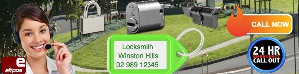 Locksmith Winston Hills