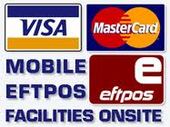 Locksmith Parramatta Eftpos machine ok visa