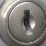 Missing mail mailbox locks Master key