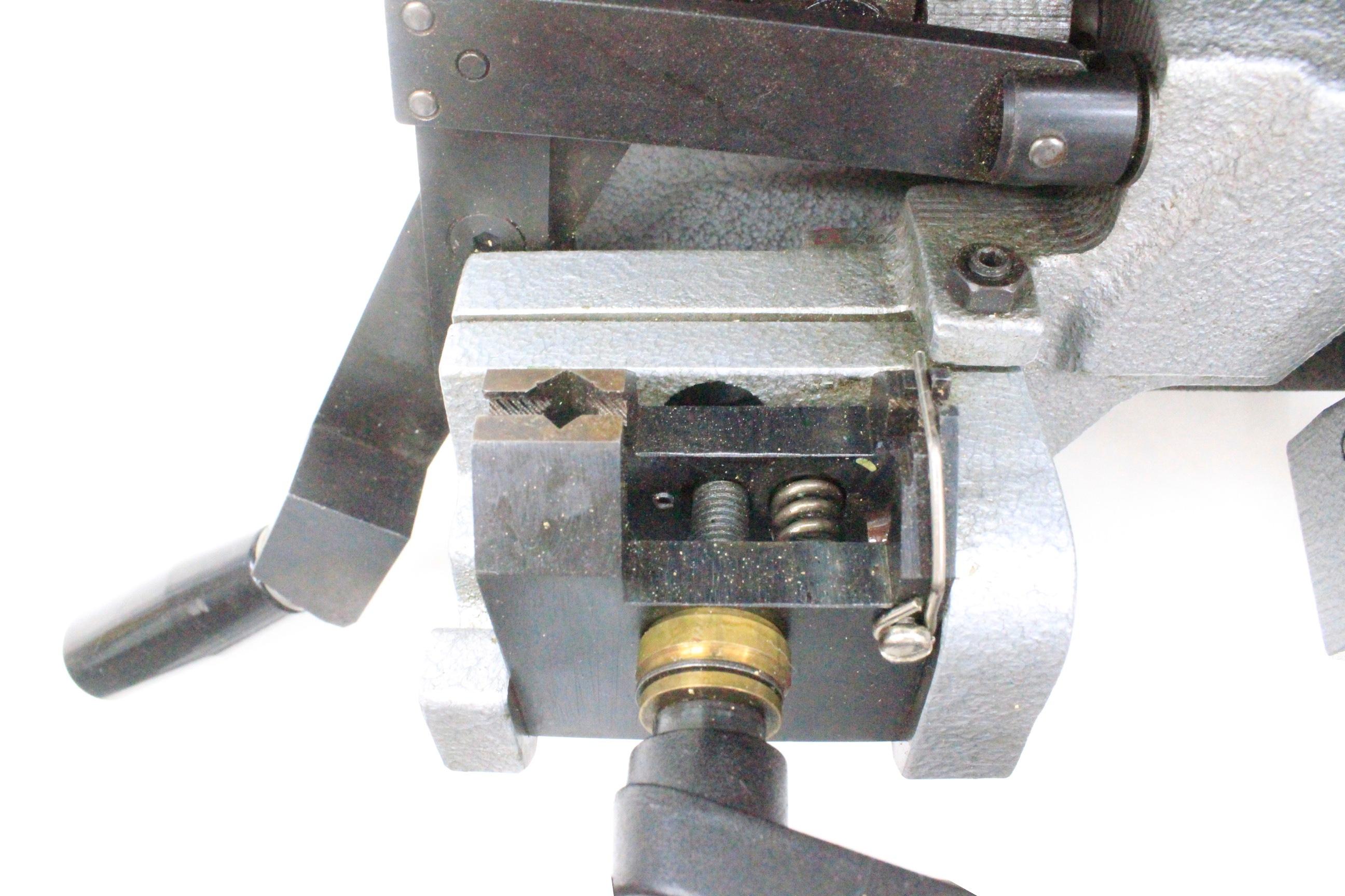 make old style keys bit and double bit keys key machine