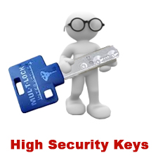 Security keys Parramatta Locksmith