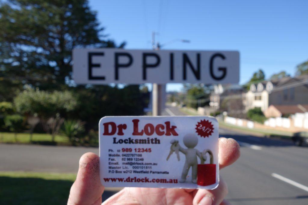 Locksmith Epping